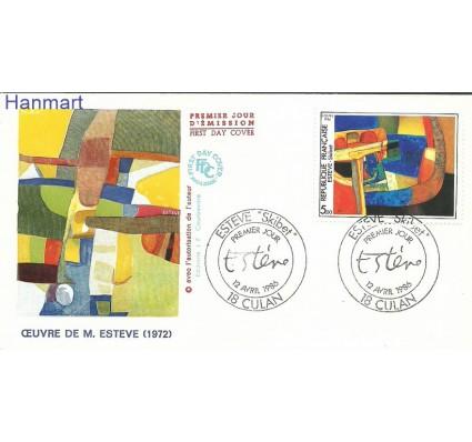 Francja 1986 Mi 2544b FDC