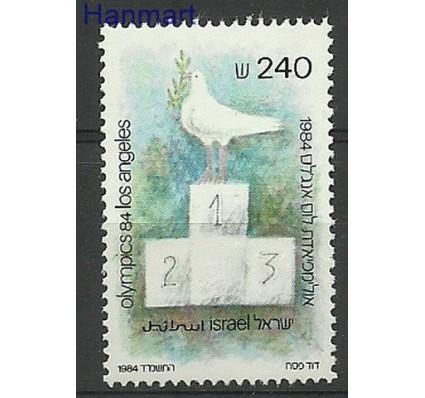 Znaczek Izrael 1984 Mi 969 Czyste **