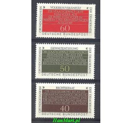Niemcy 1981 Mi 1105-1107 Czyste **