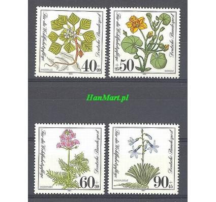Niemcy 1981 Mi 1108-1111 Czyste **