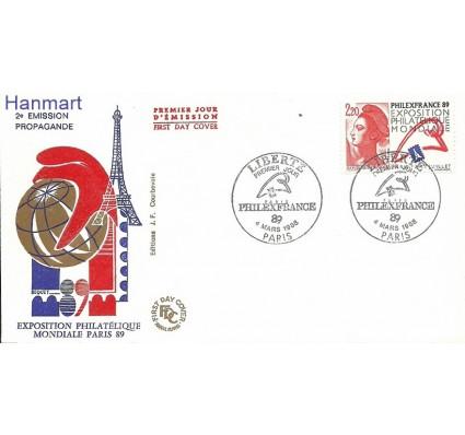 Znaczek Francja 1988 Mi 2661a FDC