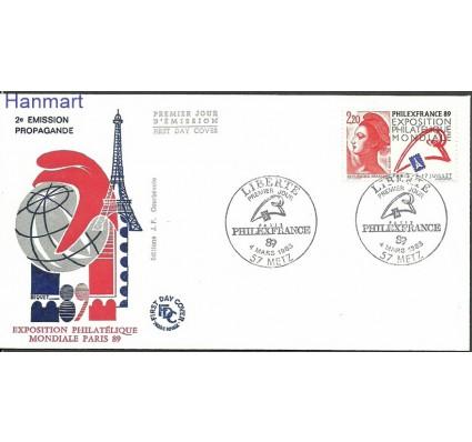 Francja 1988 Mi 2661b FDC