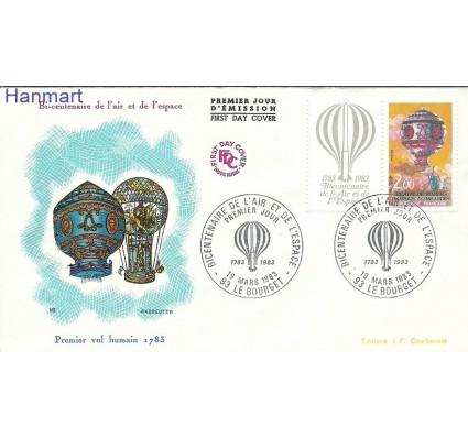 Francja 1983 Mi zf2387 FDC