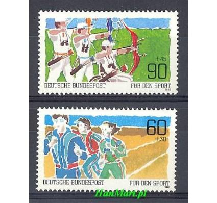 Znaczek Niemcy 1982 Mi 1127-1128 Czyste **