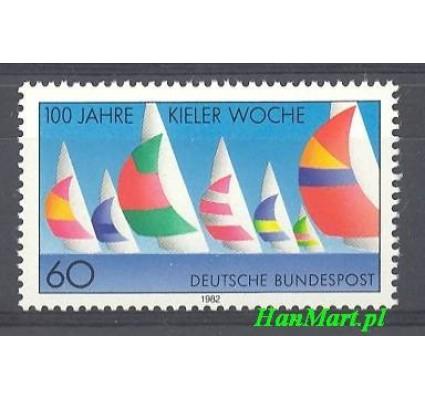 Niemcy 1982 Mi 1132 Czyste **