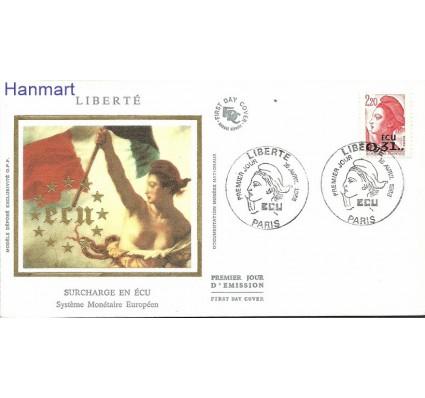 Francja 1988 Mi S2666 FDC