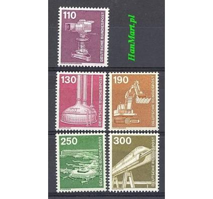Znaczek Niemcy 1982 Mi 1134-1138 Czyste **