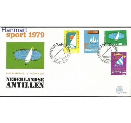 Antyle Holenderskie 1979 Mi 391-394b FDC