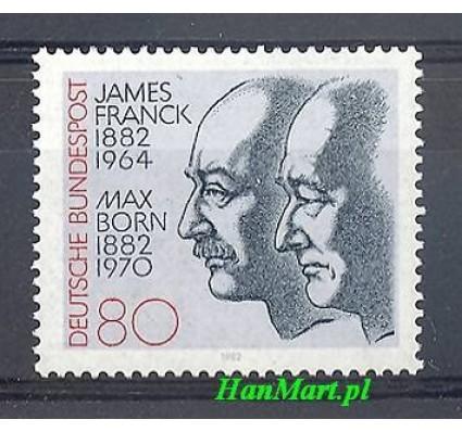 Niemcy 1982 Mi 1147 Czyste **