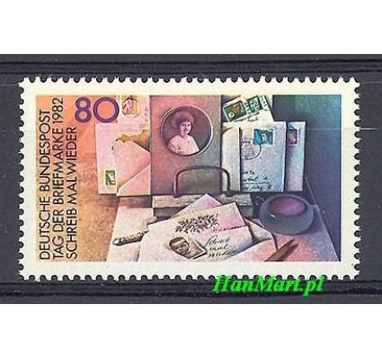 Niemcy 1982 Mi 1154 Czyste **
