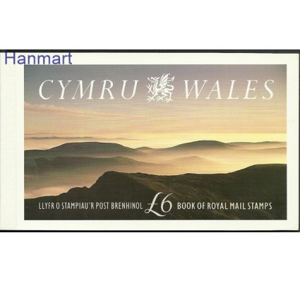 Wielka Brytania 1992 Mi WALmh 1 Czyste **