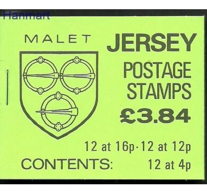 Jersey 1985 Mi mh O-30 Czyste **