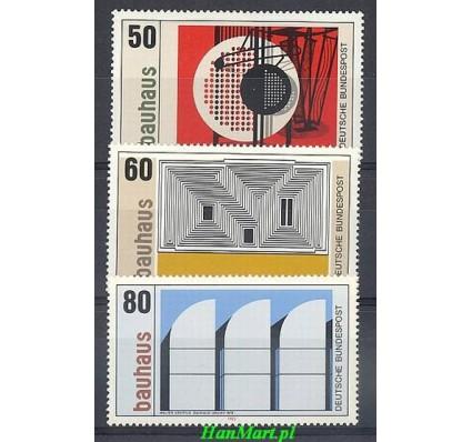 Znaczek Niemcy 1983 Mi 1164-1166 Czyste **