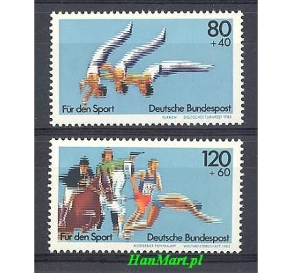 Niemcy 1983 Mi 1172-1173 Czyste **