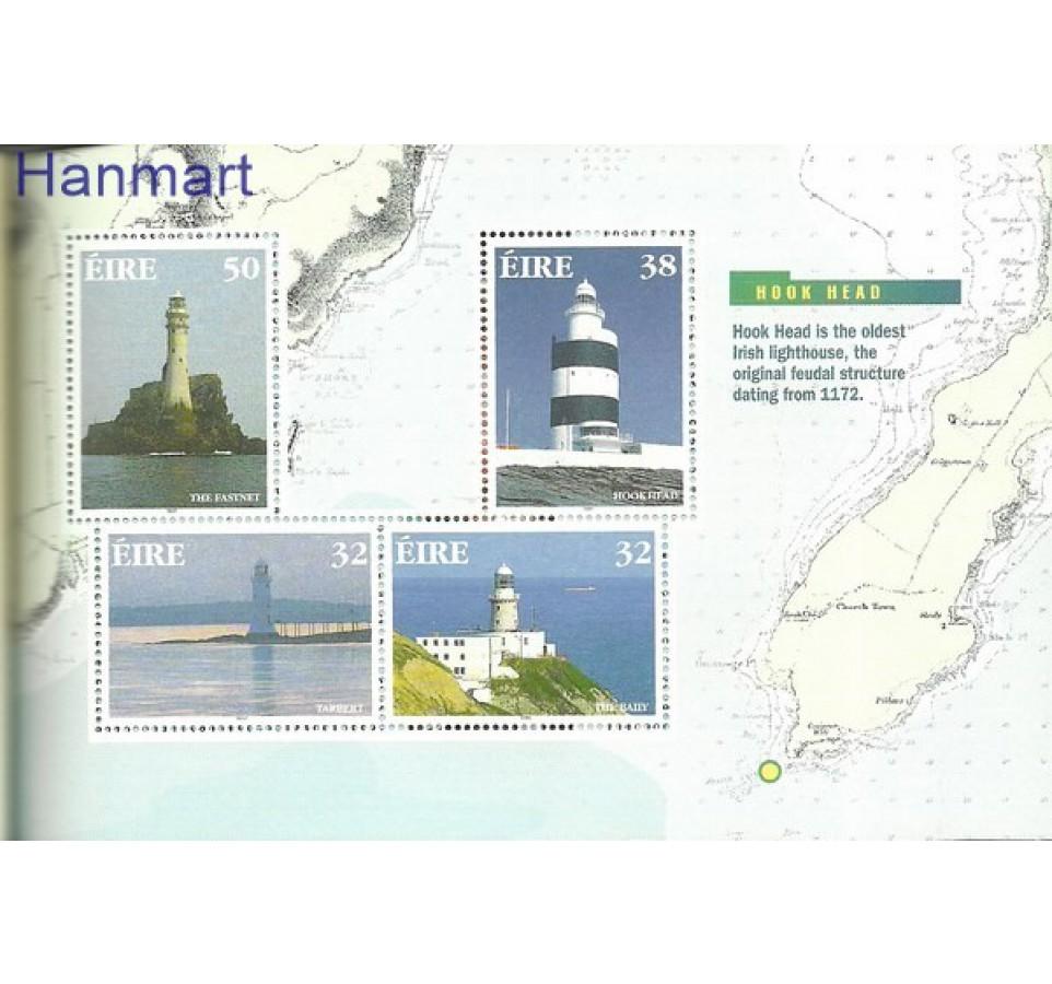 Irlandia 1997 Mi mh 37 Czyste **