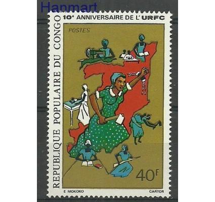 Kongo 1975 Mi 457 Czyste **