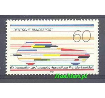 Niemcy 1983 Mi 1182 Czyste **