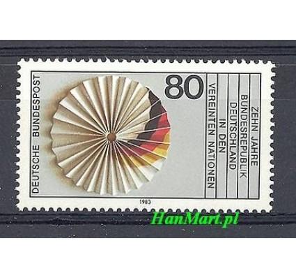 Niemcy 1983 Mi 1185 Czyste **