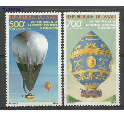 Mali 1983 Mi 947-948 Czyste **