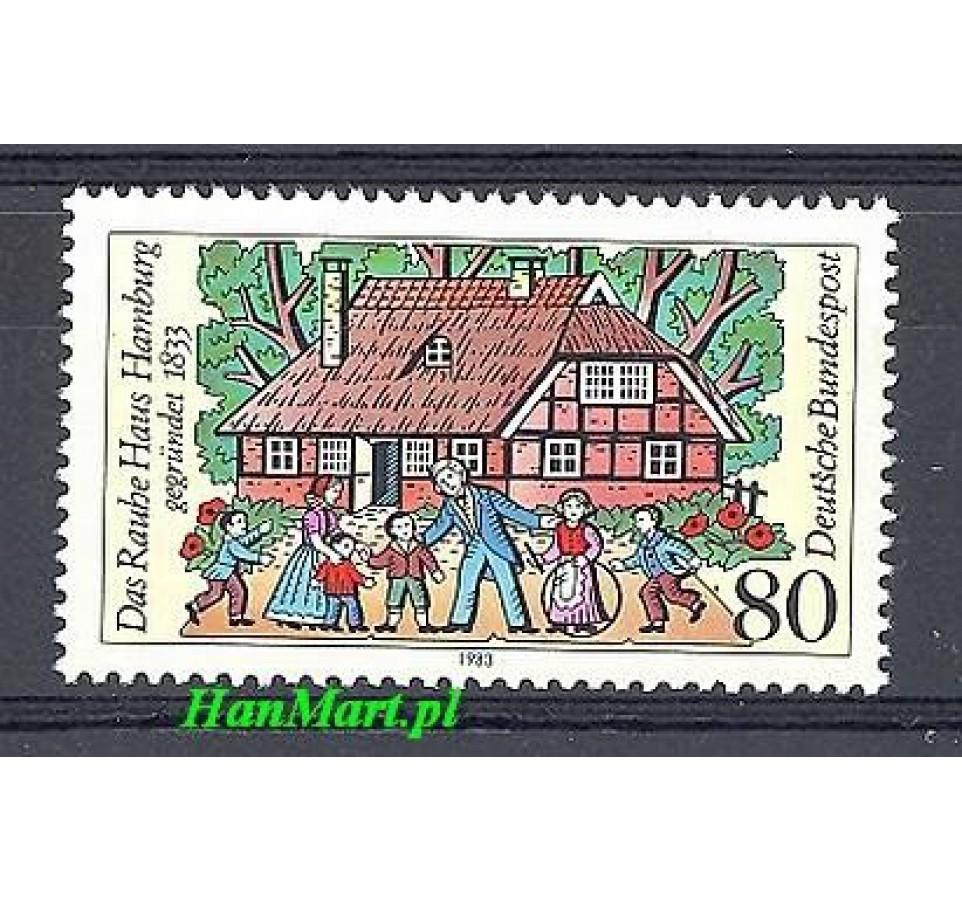 Niemcy 1983 Mi 1186 Czyste **