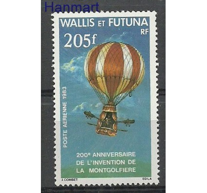 Znaczek Wallis et Futuna 1983 Mi 441 Czyste **