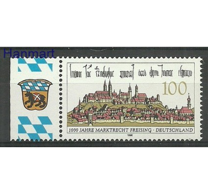 Znaczek Niemcy 1996 Mi mar1856 Czyste **