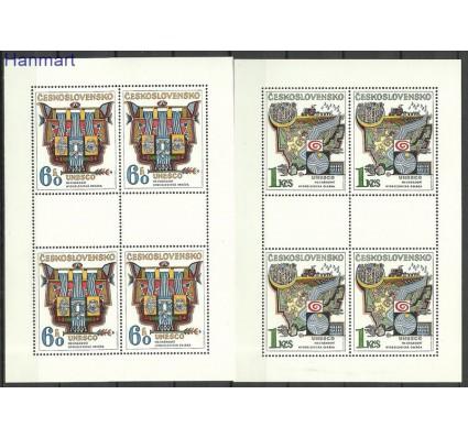 Znaczek Czechosłowacja 1974 Mi ark2195-2199 Czyste **