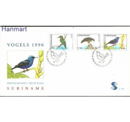 Znaczek Surinam 1996 Mi 1562-1564 FDC