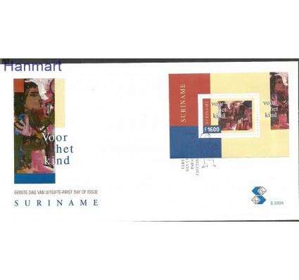Znaczek Surinam 1999 Mi bl78 FDC