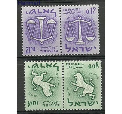 Znaczek Izrael 1965 Mi keh228+230 Czyste **