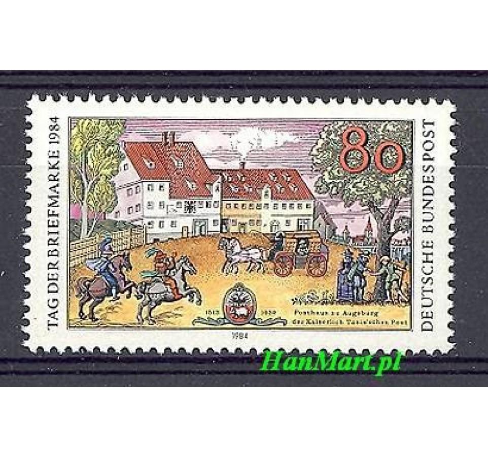 Niemcy 1984 Mi 1229 Czyste **