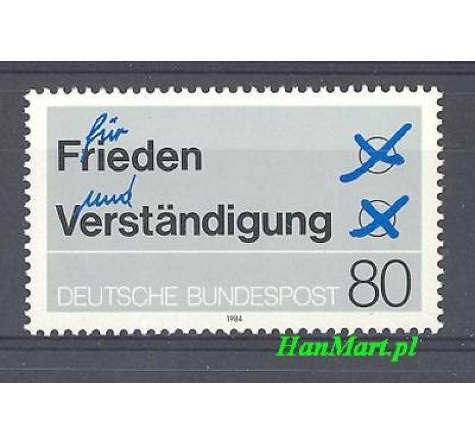 Niemcy 1984 Mi 1231 Czyste **