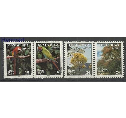 Znaczek Kostaryka 1990 Mi 1381-1384 Czyste **