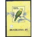 Nikaragua 1989 Mi bl184 Czyste **