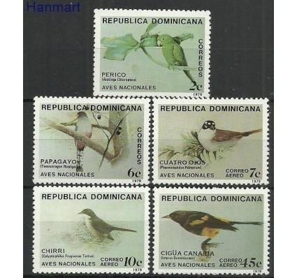Znaczek Dominikana 1979 Mi 1243-1247 Czyste **