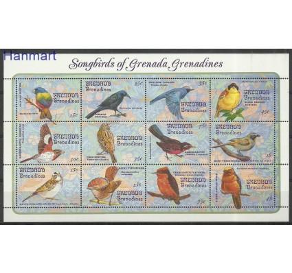 Znaczek Grenada i Grenadyny 1993 Mi ark1724-1735 Czyste **
