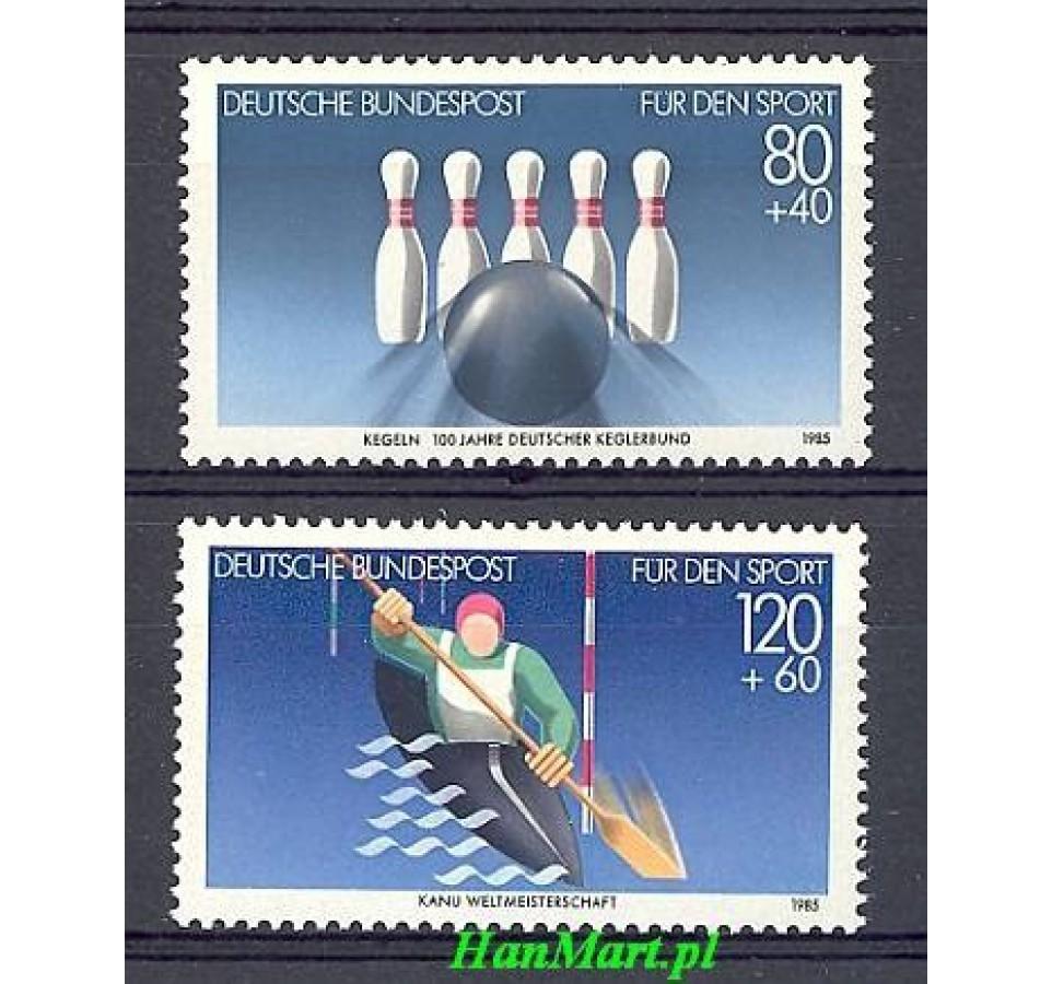 Niemcy 1985 Mi 1238-1239 Czyste **