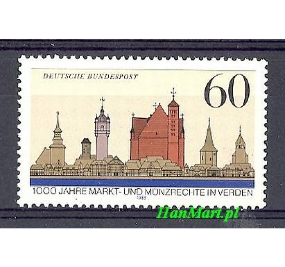 Niemcy 1985 Mi 1240 Czyste **