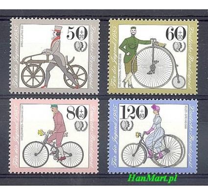 Niemcy 1985 Mi 1242-1245 Czyste **