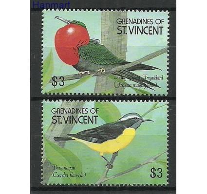 Znaczek Grenadines of St Vincent 1990 Mi 739-740 Czyste **
