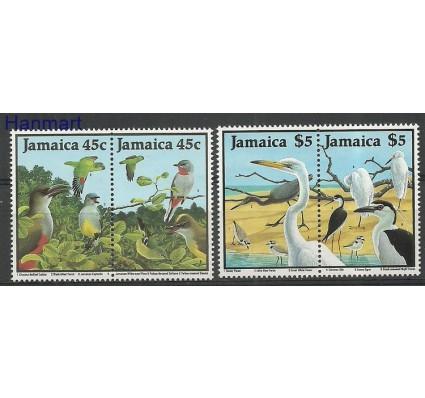 Znaczek Jamajka 1988 Mi 687-690 Czyste **