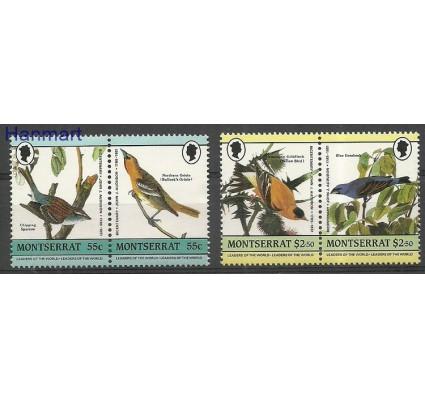 Znaczek Montserrat 1985 Mi 601-604 Czyste **