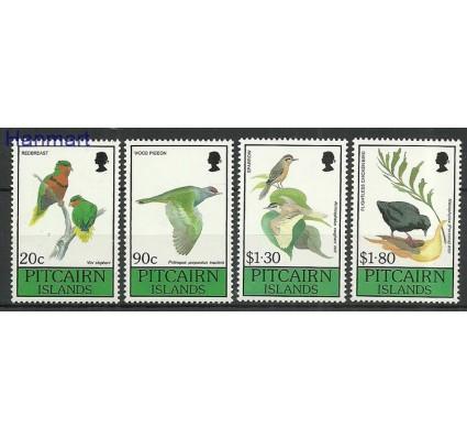 Znaczek Pitcairn 1990 Mi 367-370 Czyste **