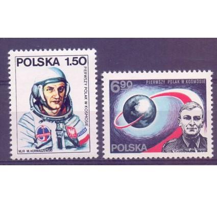 Znaczek Polska 1978 Mi 2563-2564a Fi 2416-2417 Czyste **