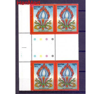 Znaczek Bhutan  Mi 695 Czyste **