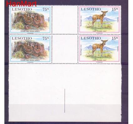 Znaczek Lesotho  Mi 706 Czyste **