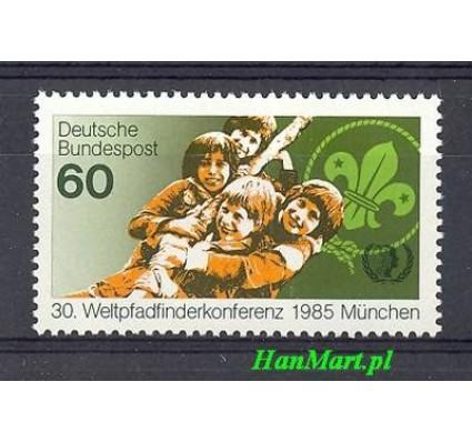 Niemcy 1985 Mi 1254 Czyste **
