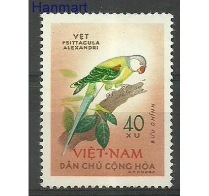 Znaczek Wietnam 1963 Mi 280 Z podlepką *