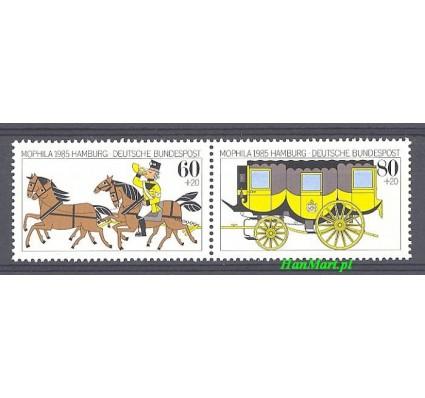 Niemcy 1985 Mi 1255-1256 Czyste **