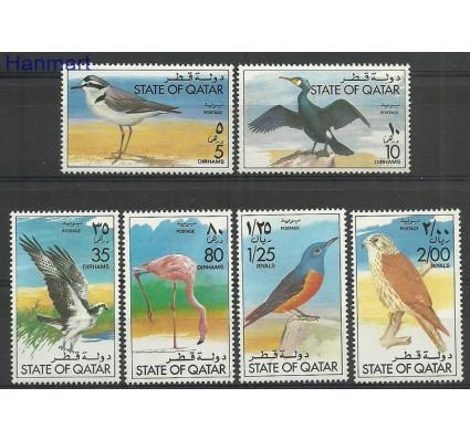 Znaczek Katar 1976 Mi 701-706 Czyste **